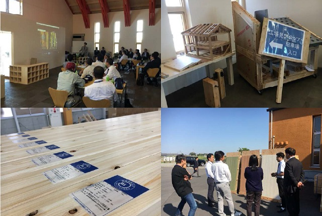 中規模木造 工場見学ツアーを開催いたしました☆★