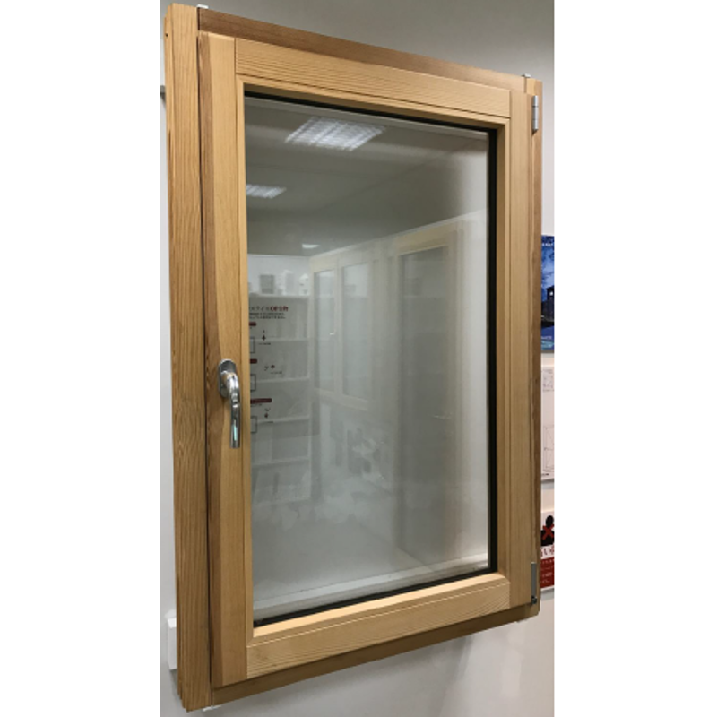 木製サッシ イタリカ 片開き腰窓 右吊元 無塗装