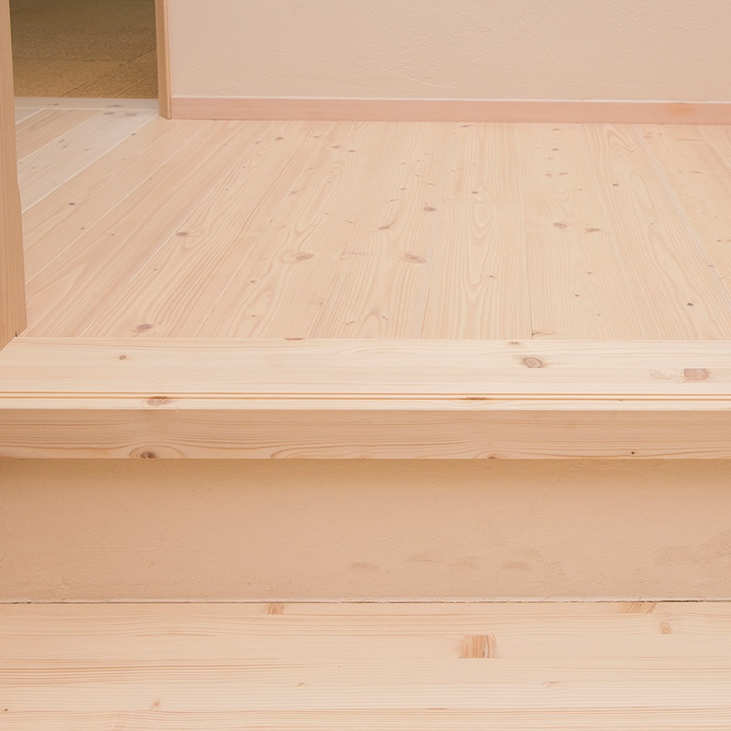 階段蹴込み板(直部)