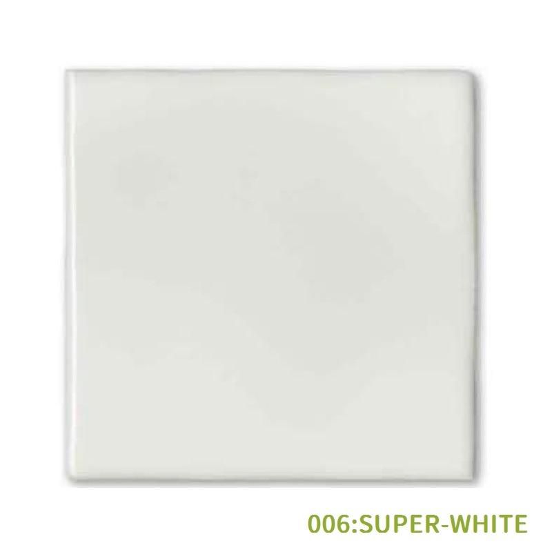 バンプタイル(006:SUPER-WHITE)